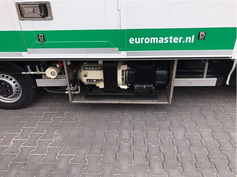 NAILI Esta en Holanda