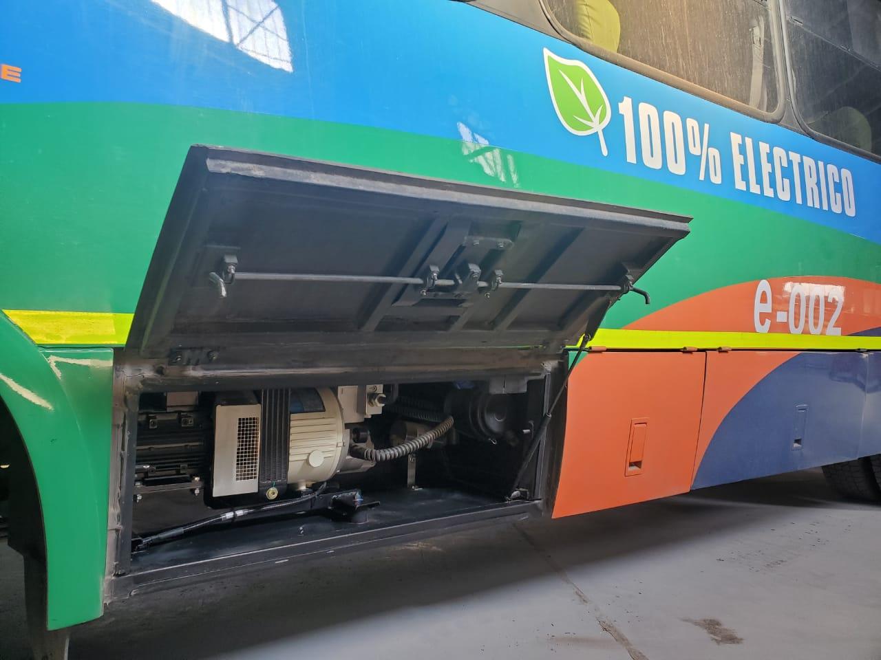 Naili compresores para transporte público se utiliza en Chile
