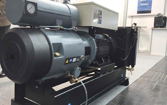 NAILI Co., Ltd y PTG GmbH Para Compresores de Paletas Rotativas