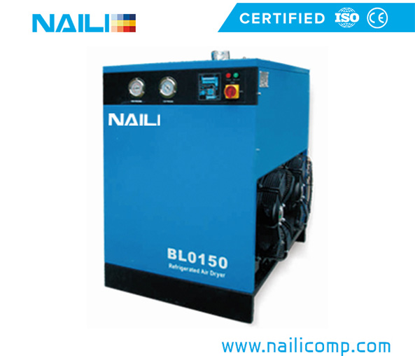 Serie BL Secador de aire comprimido refrigerante