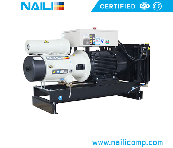 NAILI A series Stationary Rotary Vane Air Compressor 4kw/5.5hp to 22kw/30hp