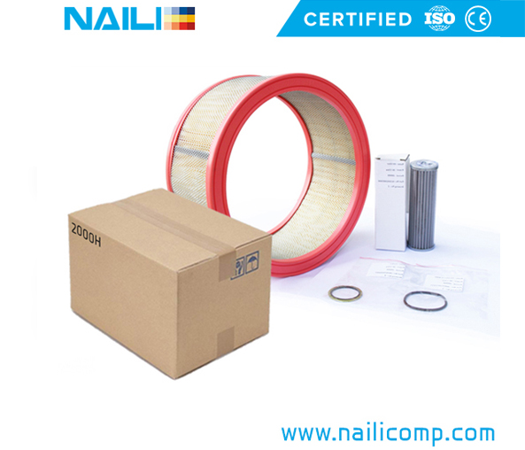 2000H Initial Maintenance Kit for Rotary Vane Compressor