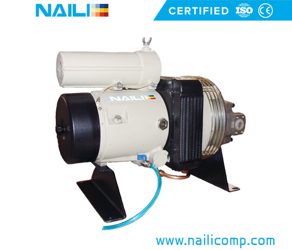 NAILI AH Series Hydraulic driving Rotary vane compressor