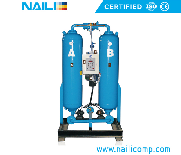 NAILI BX Series Heatless Adsorption Air Dryer