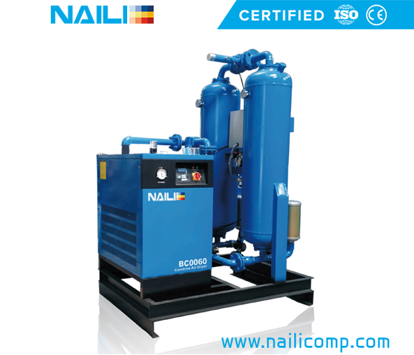 NAILI BC Series Combined Refrigerated Absorption Air Dryer