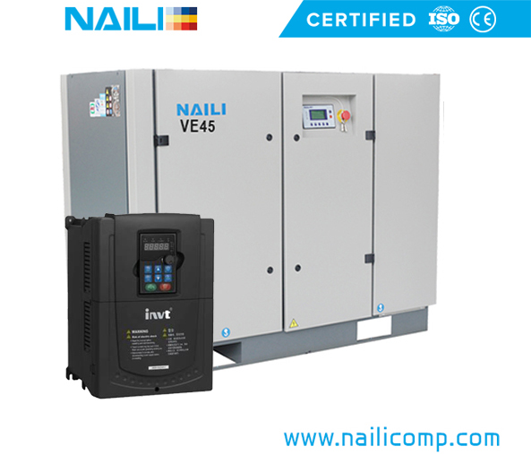 VFD ( VSD) Vane Compressor from 10hp to 300hp