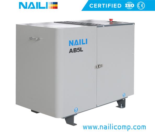 4KW/5.5KW Cabinet type Rotary Vane Air Compressor
