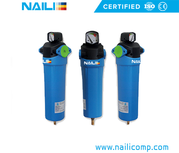 NAILI F Series Inline Air Filter for Compressed Air System