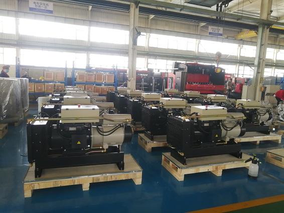 Naili reanudamos la producción de compresor de paleta