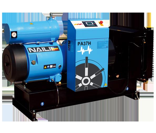 NAILI serie PA Compresores de paletas de bajo consumo energético