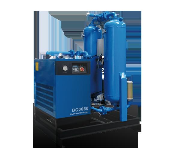 NAILI serie BC Secador de aire combinado de absorción refrigerante