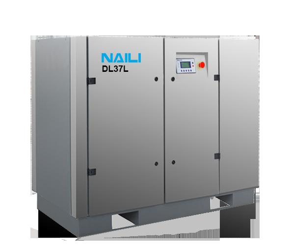 NAILI baja presión Serie DL Compresor de aire de paletas rotativas  de 7,5 kw/10hp a 37kw/50hp