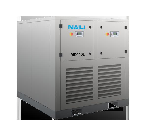 NAILI Serie MD Modular compresor de paleta para industria