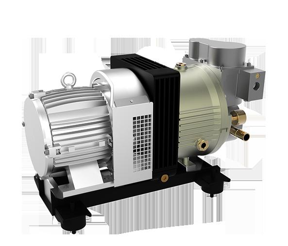 NAILI serie AZF compresores para vehículos eléctricos tipo paleta