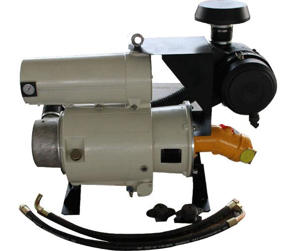 NAILI serie AH compresor de paleta hidráulico para vehículos agrícolas