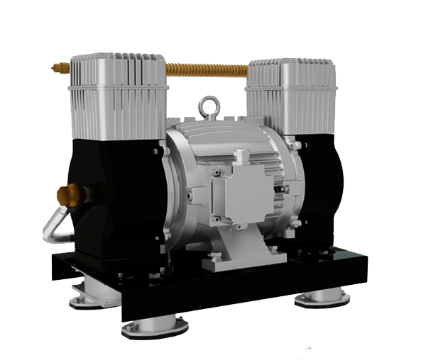Compresor de pistón sin aceite de la serie HV 1,5 kW