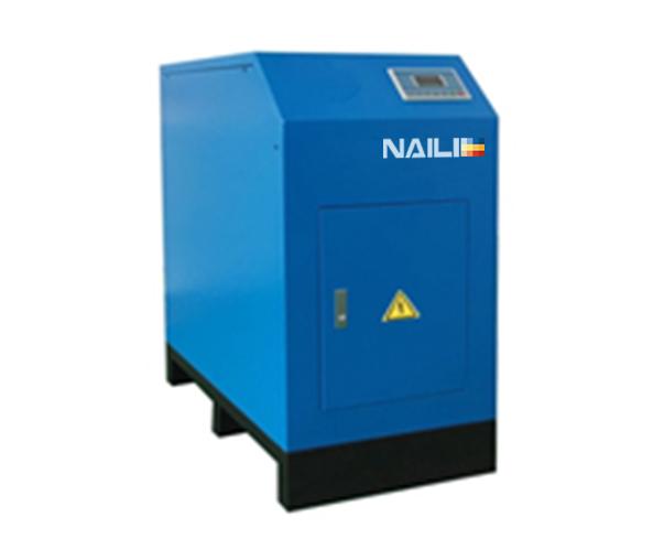Recuperación de calor residual del compresor de aire